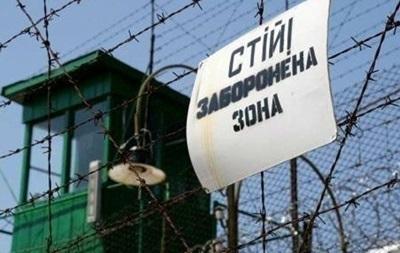 В Запорожье застрелили заключенного при попытке побега