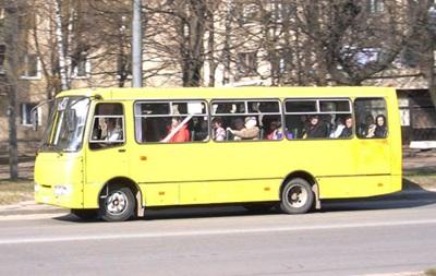 В Ивано-Франковске уволили водителя маршрутки из-за инцидента с бойцом АТО