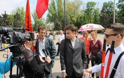 В Одесский горсовет баллотируется кандидат Путин