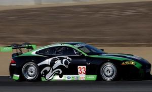 JaguarRSR XKR GT2 бере участь у перегонах Ле-Ману в 2010 році
