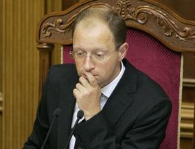 Яценюк закрыл Раду и ушел готовиться к бессонной ночи