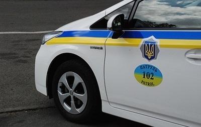 В Киеве полицейские задержали пьяных милиционеров