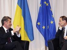Ющенко едет на саммит Украина-ЕС во Францию
