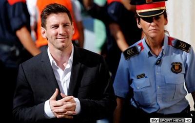 Прокуратура Іспанії вимагає посадити Мессі у в язницю на 22 місяці
