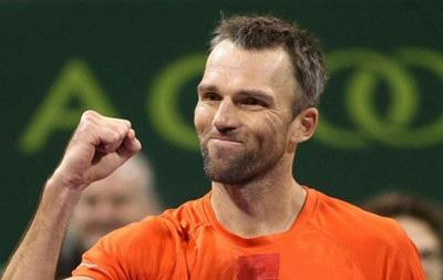 Хорватский теннисист установил рекорд по количеству эйсов за карьеру