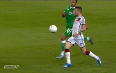 Ирландия - Германия 1:0. Видео гола и обзор матча отбора на Евро-2016