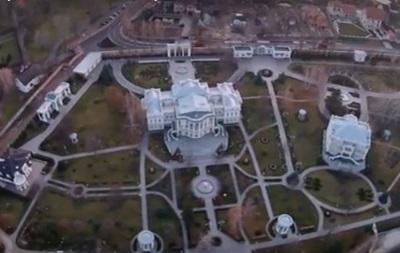 В Сети показали особняк Порошенко под Киевом