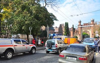 Черновицкий университет полностью эвакуировали из-за минирования