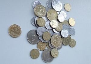 Дефицит госбюджета достиг 1,6 млрд грн