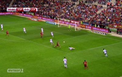 Испания - Люксембург 4:0 Видео голов и обзор матча отбора на Евро-2016