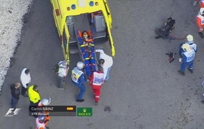 Испанский гонщик попал в страшную аварию перед Гран-при России