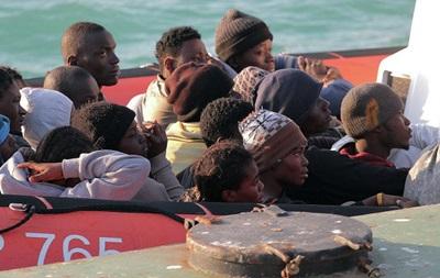 У берегов Ливии спасены более 500 мигрантов