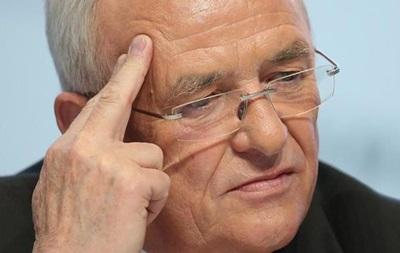 Экс-глава Volkswagen уйдет со всех постов в концерне – СМИ