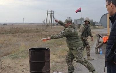 Блокада Крыма: ПС отобрал у россиян дорогой алкоголь