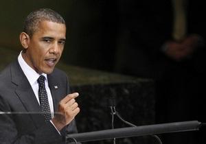 Обама: Иран должен доказать мирный характер своей ядерной программы
