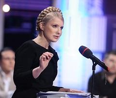 В вопросе Бандеры необходимо руководствоваться исторической правдой - Тимошенко