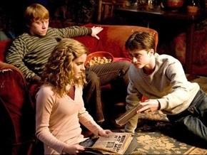 Warner Bros. состарит актеров Гарри Поттера