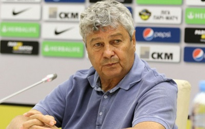 Луческу: Хочется, чтобы в матче с Динамо нас уважали