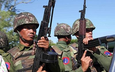 Правительство Мьянмы заключило перемирие с повстанцами