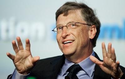 Білл Гейтс купив акції української агрофірми