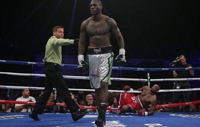 Деонтей Уайлдер: Все перспективные боксеры встретятся со мной