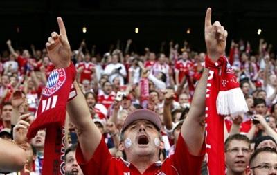 Фанаты Баварии протестуют против цен гостевых билетов на матч с Арсеналом