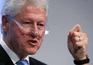 Билл Клинтон госпитализирован в Нью-Йорке