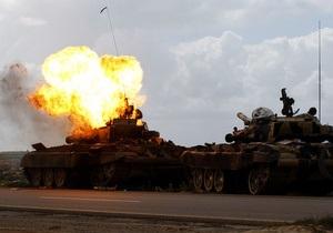 В НАТО заявили, что СБ ООН должна принять новую резолюцию по Ливии