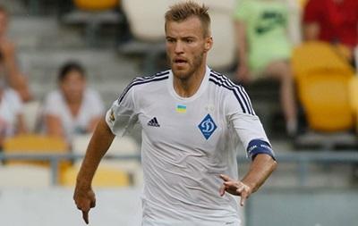 Ярмоленко подписал новый долгосрочный контракт с Динамо