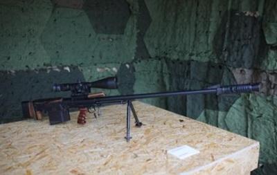 Украина поставит на конвейер новую снайперскую винтовку