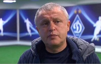 Суркис прокомментировал продление контракта с Ярмоленко