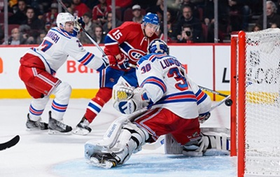 NHL: Монреаль обыгрывает Рейнджерс и другие матчи дня