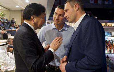 Владимир Кличко может принять участие на Олимпиаде-2016