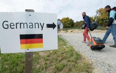 В Германии призвали построить забор на границе с Австрией