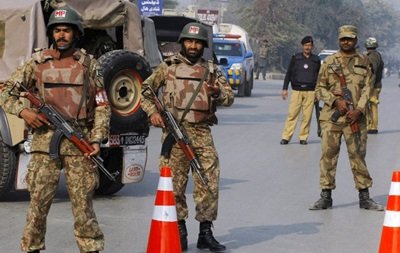 В Пакистане уничтожили всех боевиков одной из незаконных группировок