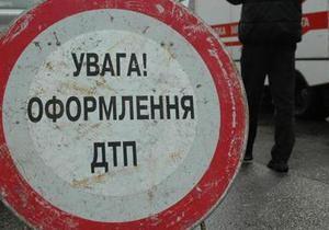 В Донецкой области в результате лобового столкновения автомобилей погибли четыре человека