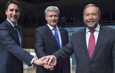 Выборы в Канаде: избиратели разделились на три лагеря