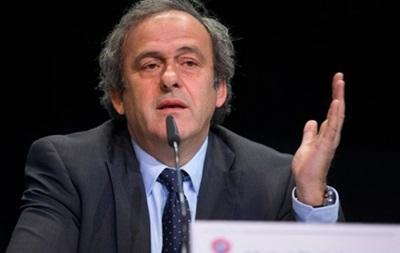 Платини: Сделка с Блаттером? Швейцария признает устные договоренности