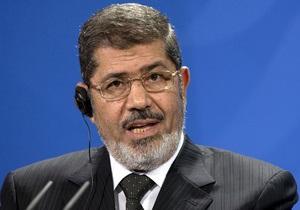 Египет - Мурси хочет в БРИКС