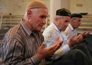 Европарламент обсудит положение крымских татар при Януковиче