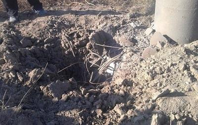 Ночью взорвали две электроопоры, снабжающие Крым