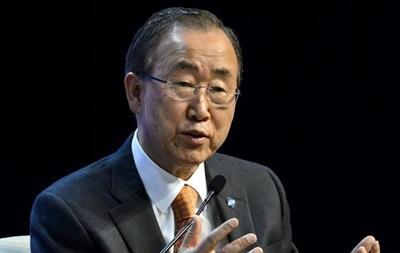 Генсек ООН предостерег от эскалации конфликта в Израиле
