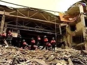 В Тбилиси обрушился жилой дом
