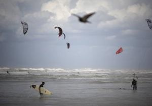 В Тель-Авиве утонула российская туристка