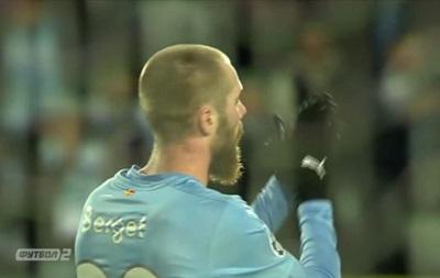 Мальме - Шахтер 1:0 Видео голов и обзор матча Лиги чемпионов