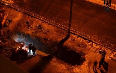 Центр Ровно перекрыли из-за боевого снаряда