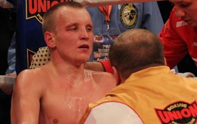 Украинский боксер в Киеве в декабре сразится за титул чемпиона Европы