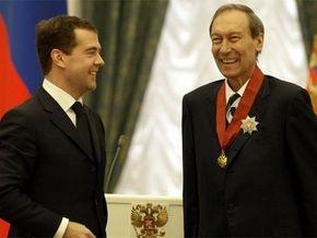 Путин и Медведев соболезнуют родным Янковского