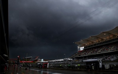 Практику Формулы-1 в США отменили из-за сильного урагана