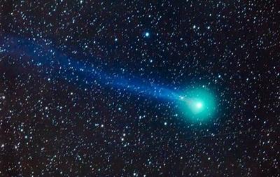 На комете Лавджоя обнаружены молекулы спирта